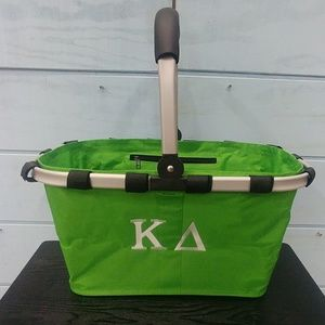 Handbags - Kappa Delta Collapsible Tote